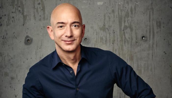Amazon.com founder Jeff Bezos. Photo courtesy Amazon.com