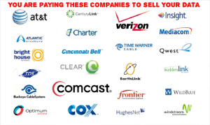 Read more about the article Your Internet Service Provider is watching you now, too