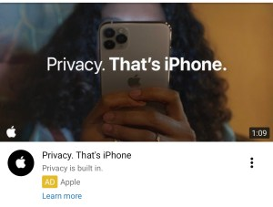 Let's talk about Smart Phone Privacy