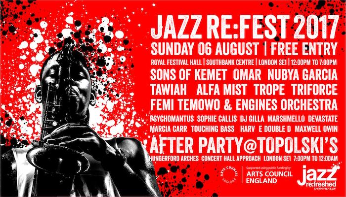 jazz re fest 2017