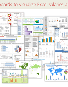 Excel dashboards also it   not just about the numbers get creative with cogniview rh