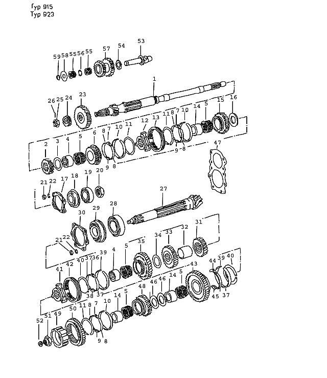 Porsche 911 Double Barricade Tape 1St Gear
