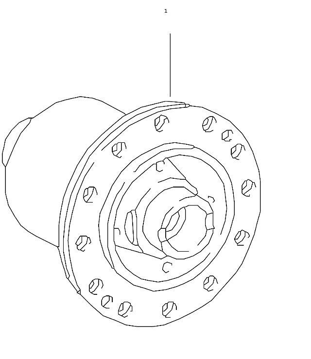 Porsche 911 Transmission Taper roller bearing 50X80X20