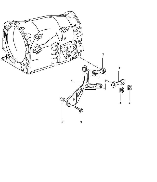 Porsche 911 Transmission Lock SLB 6
