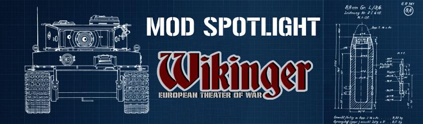 mod spotlight wikinger coh2