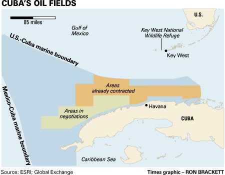 The Lure Of Cuban Energy Independence One Twist After
