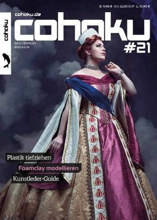 Cohaku #21 - Cover