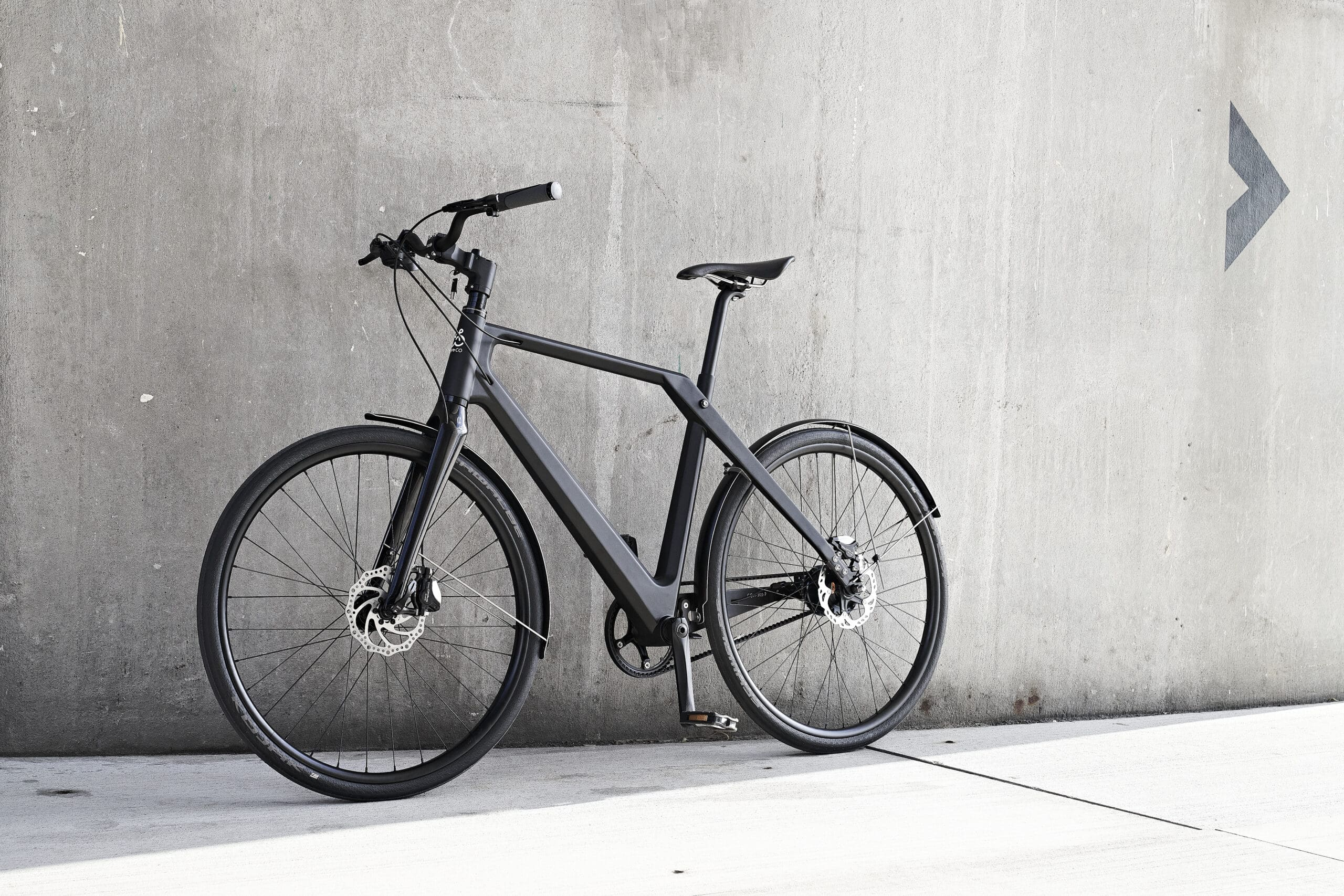 Erik Urban City Bike