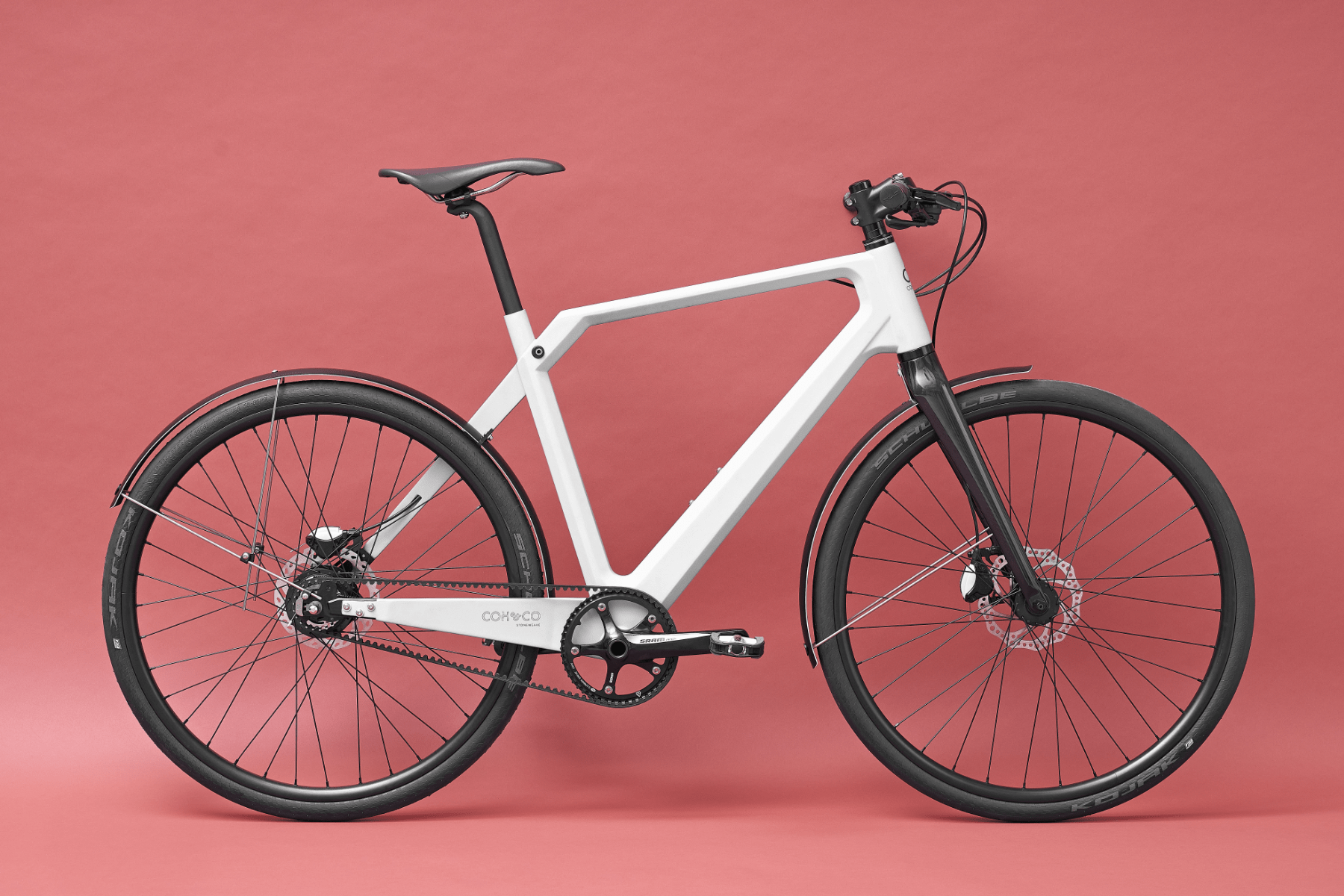Urban carbon bike
