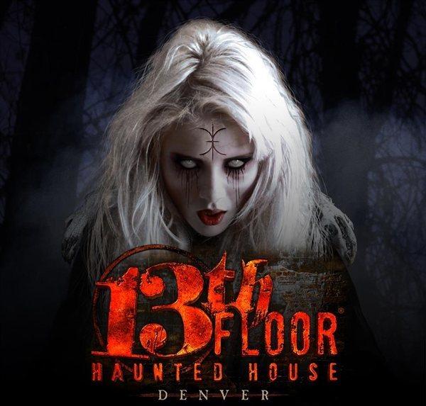 Celebrate Friday the 13th at 13th Floors Slasher Fest