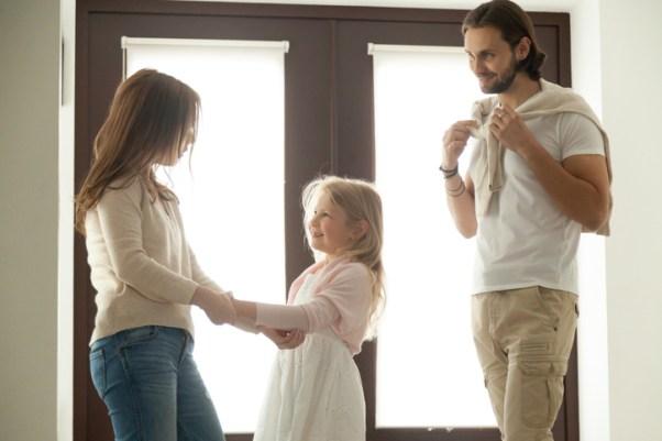 Child Custody Parents Image