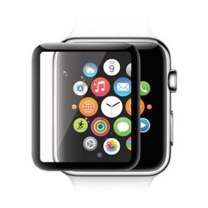mica curva portectora para pantalla de apple watch series