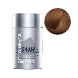 Poudre Super Million Hair Dark-Blond #4