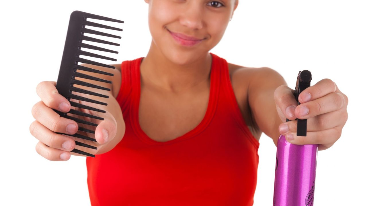 natural hair combs