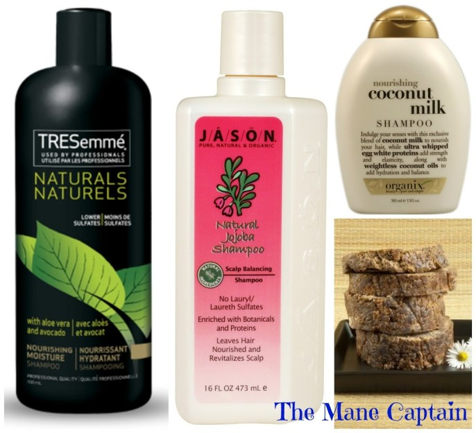 Ten Ways to Wash Your Natural Hair Without Shampoo