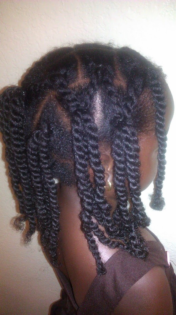 How to Deal With Your Daughters Natural Hair Struggles