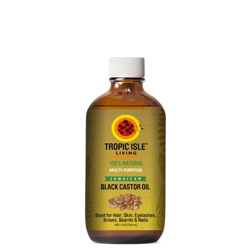 jamaican black castor oil benefit on natural hair