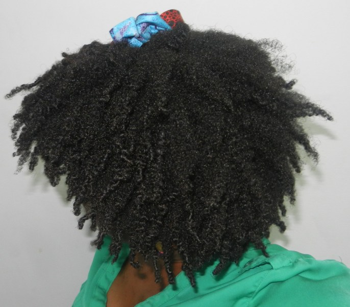 How to Love Your Natural Hair and Be More Confident in Four Steps