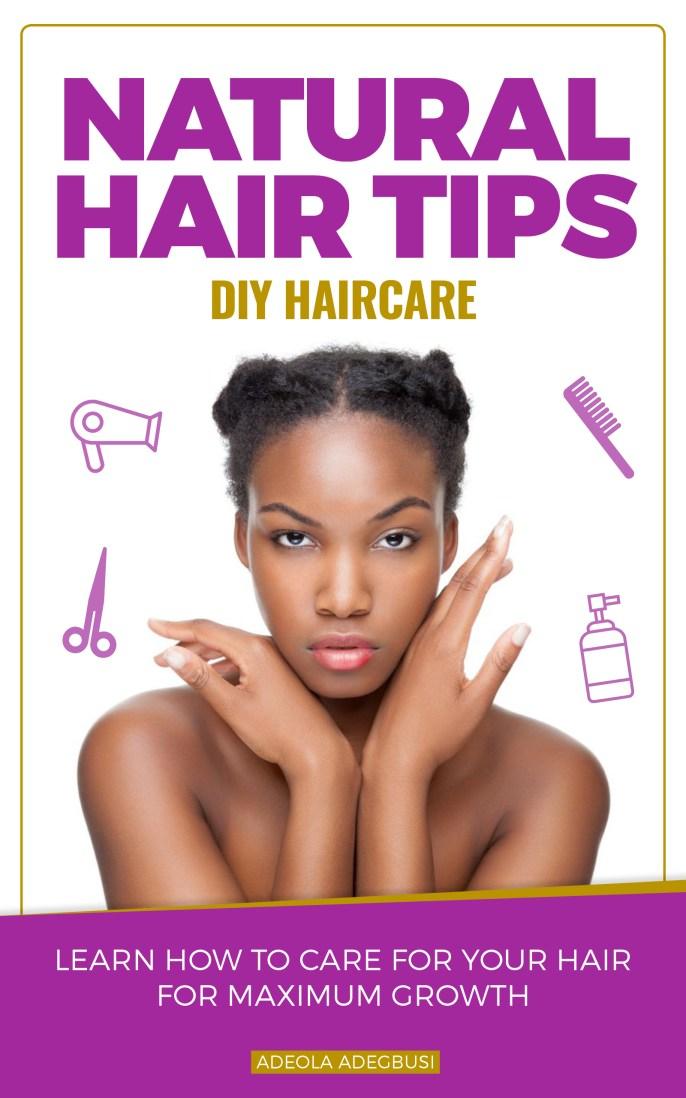 Natural Hair DIY EBook