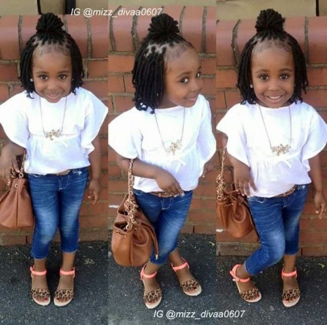 10 Cute & Trendy Back to School Natural Hairstyles for Black ...