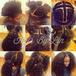 winter protective style
