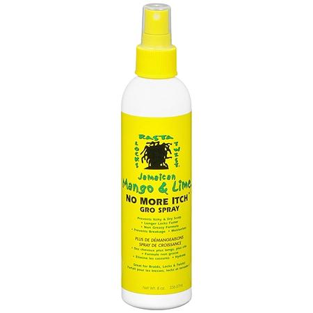 natural hair growth spray