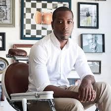 black owned mens grooming business
