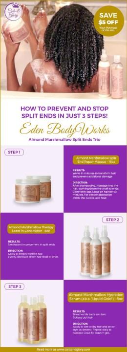 split ends repair treatment