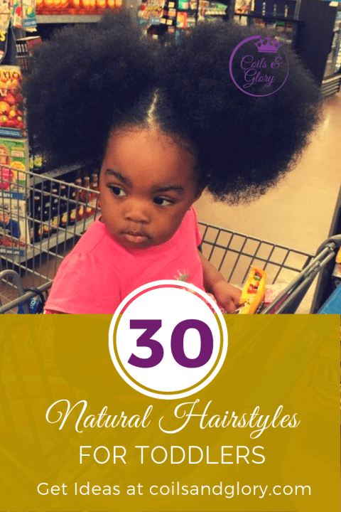 toddlers natural hairstyles