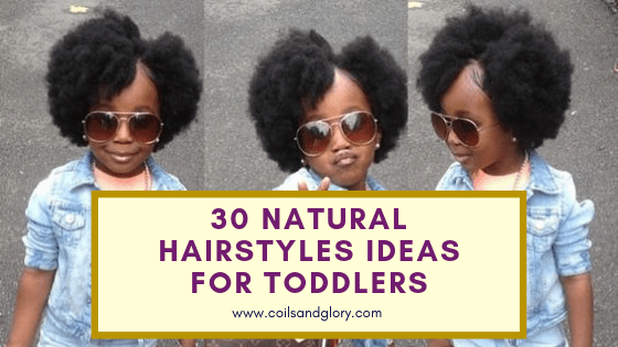 Kids Natural Hair Care Coils Glory