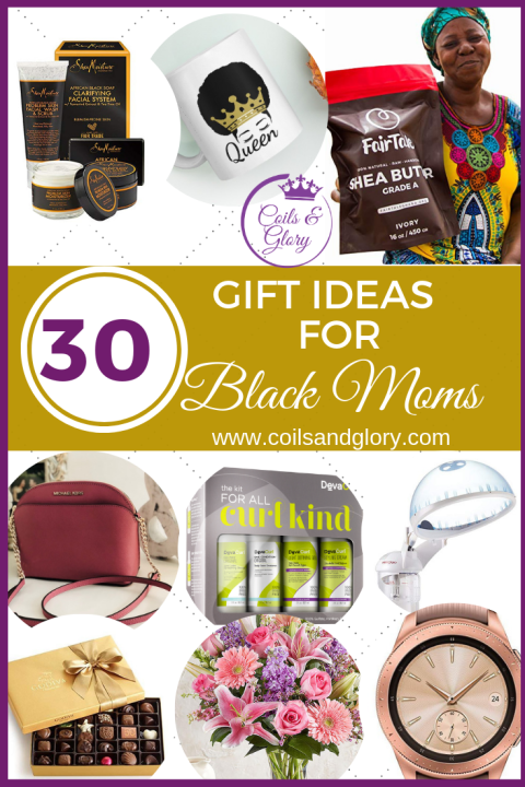 mothers day gifts for black moms