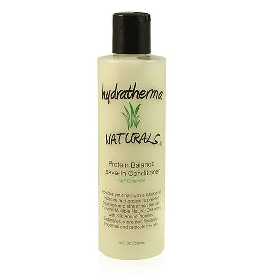 glycerin free leave-in conditioner