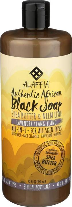 blac soap for natural hair dandruff