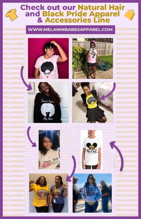 melanin babes apparel