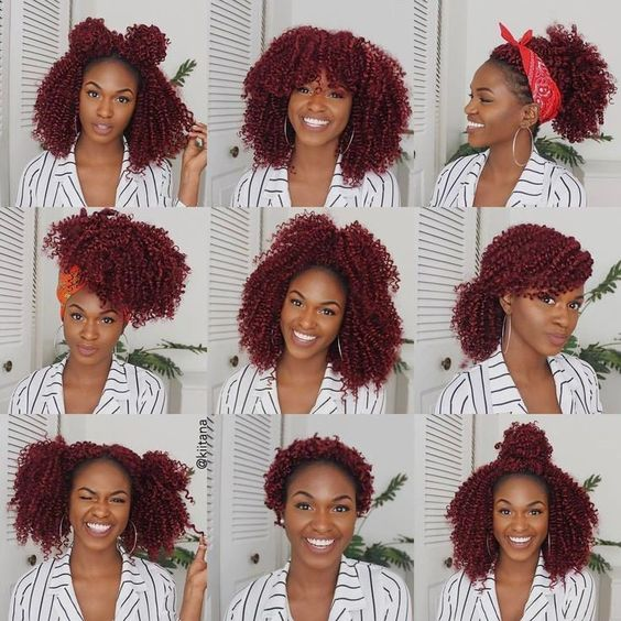 crochet hair styles for round faces