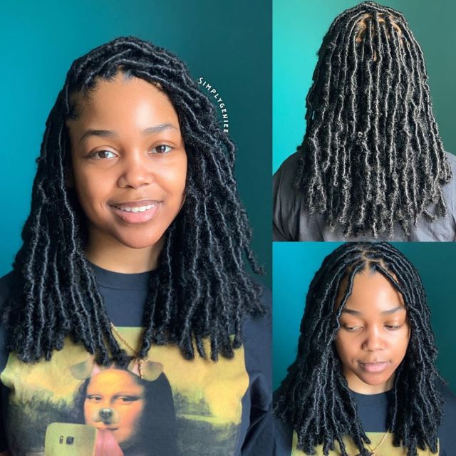 40 Faux Locs Protective Hairstyles To Try With Full Guide Coils And Glory