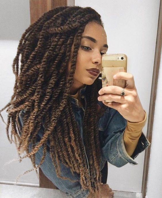 Marley Twist Protective Styles Guide Plus 40 Beautiful ...