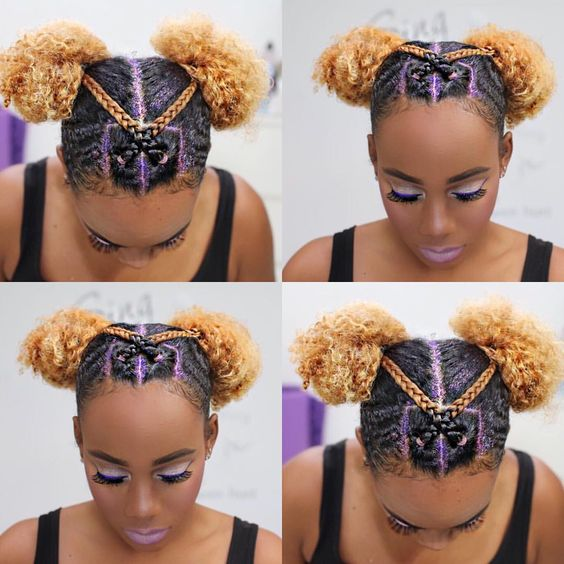 cute rubber band hairstyles for teenagers