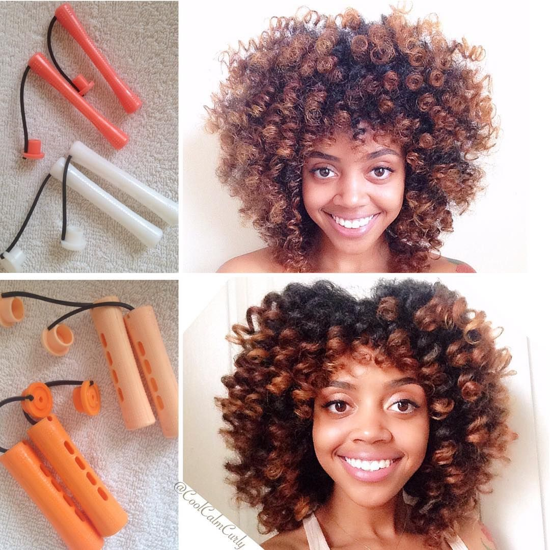 different perm rods and result
