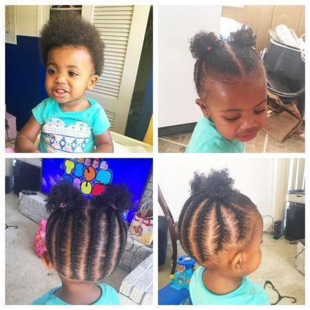 black baby girl hairstyles braid