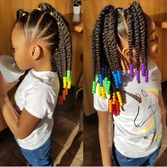 braids for black girls