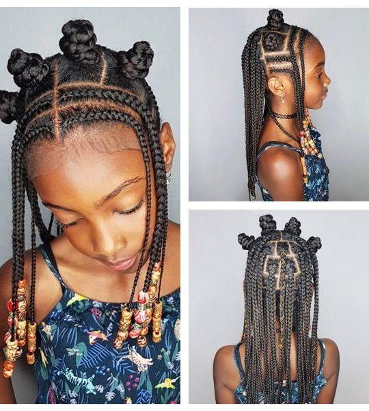 cornrows hairstyles on black kids