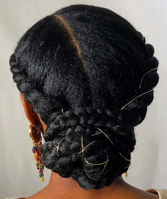 summer hairstyles on natural hair