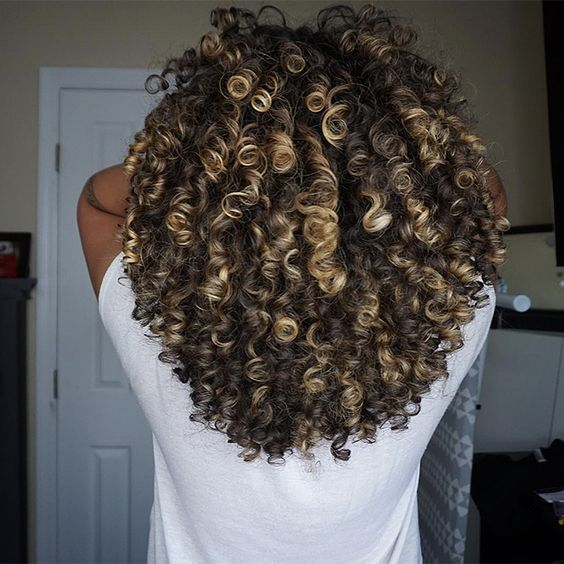 Beautiful Curly Hair Tutorial Compilation