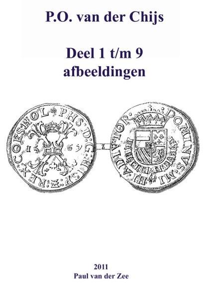 p.o. van der chijs munten van nederland afbeeldingen beeldenaar