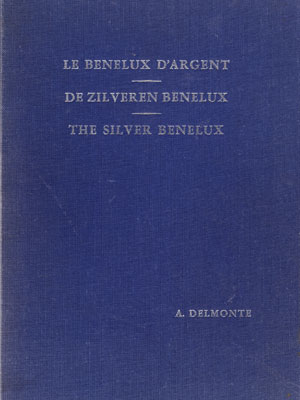 The silver benelux by A. Delmonte. Reprint