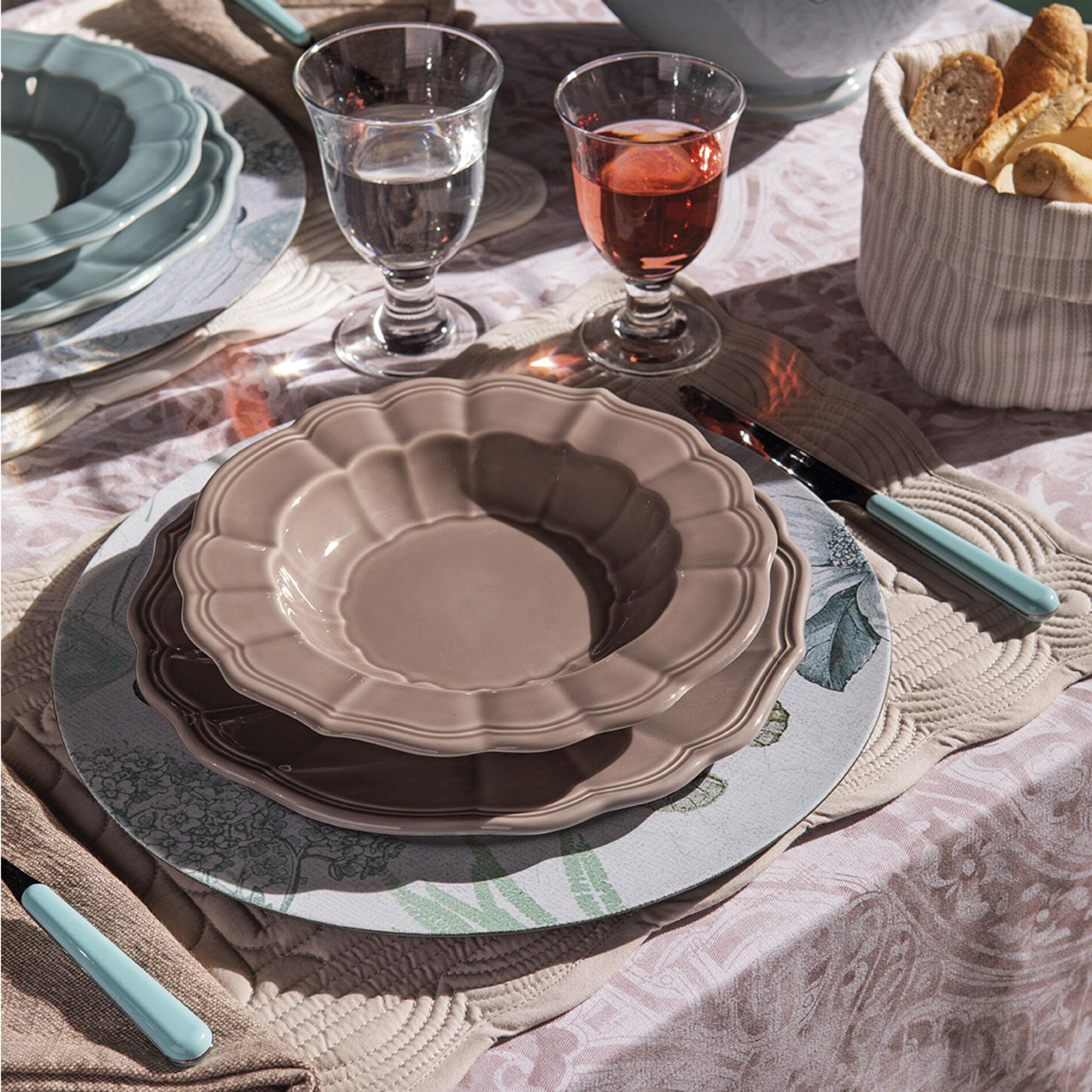 Set 18 piatti ceramica portoghese stile provenzale  coincasa