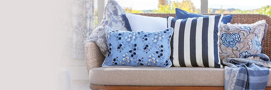 Cuscini arredo decorativi per divani  Coincasa  3