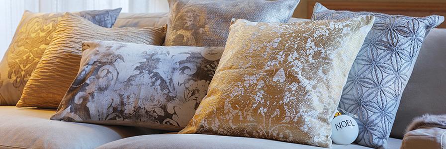 Cuscini arredo decorativi per divani  Coincasa