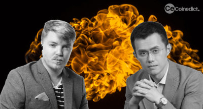 Twitter war - Binance VS Expanse